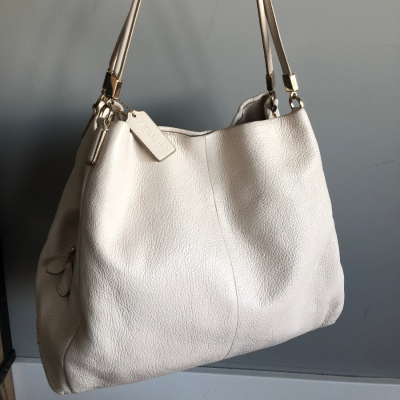 Bolso Coach beige Best for less