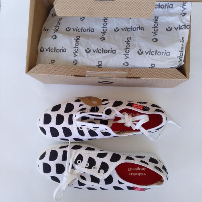 Zapatos Victoria x Desigua