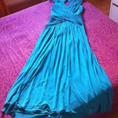 Vestido fiesta talla L Best for less