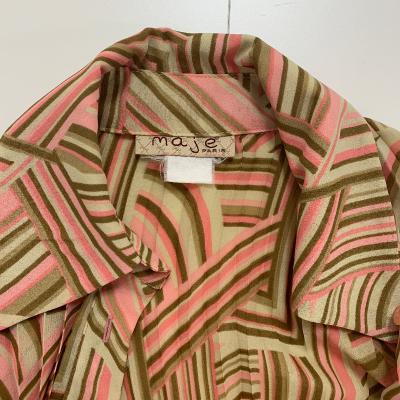 Blusa multicolor Maje