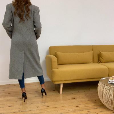 Abrigo de lana Best for less