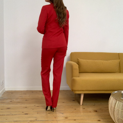 Total Look rojo Best for less