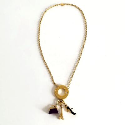 Morellato collar dorado Best for less