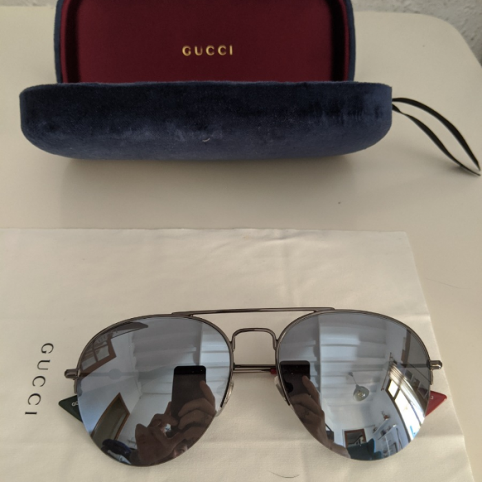 Gafas GUCCI aviator 2020