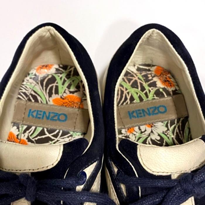 Zapatillas deportivas azul