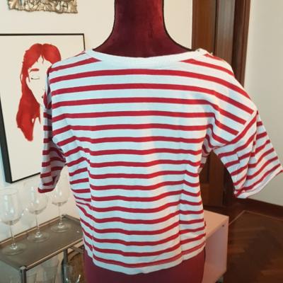 Camiseta rayas Best for less