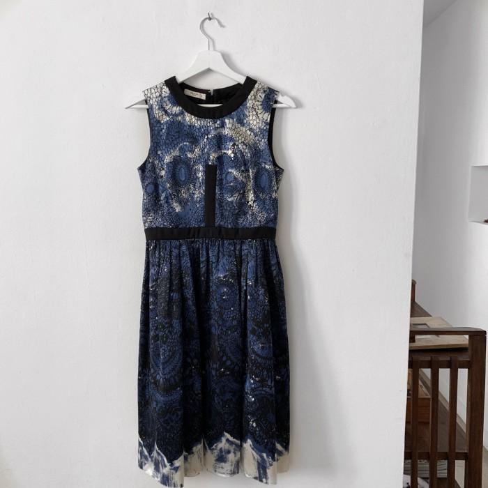 Vestido Floral de Prada