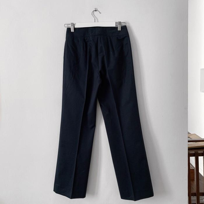 Pantalón traje azul