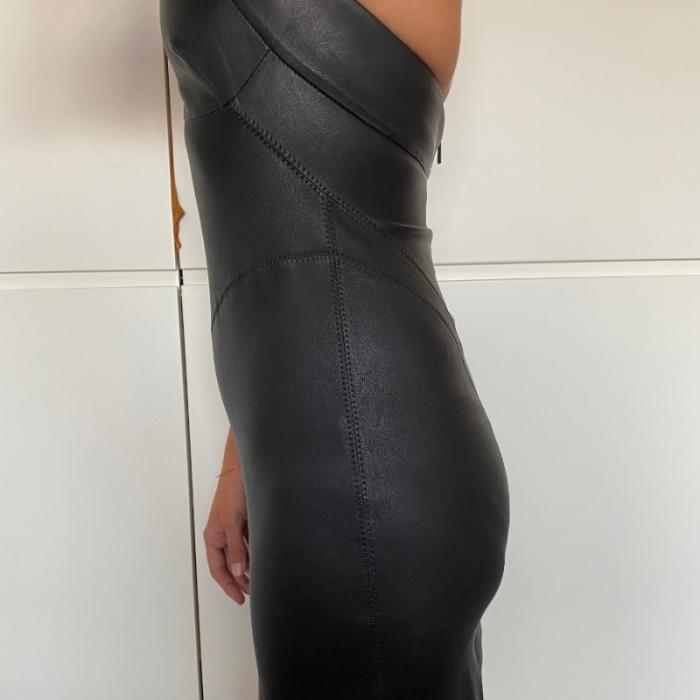 Vestido Fiesta de piel