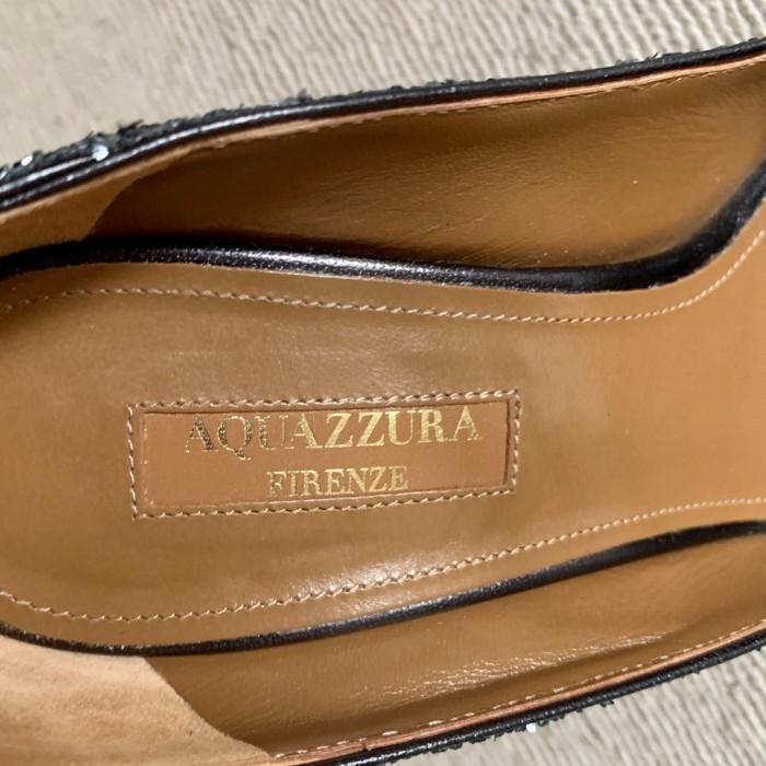 Zapatos tacón brillos