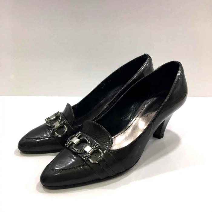 LATOUCHE Zapatos charol