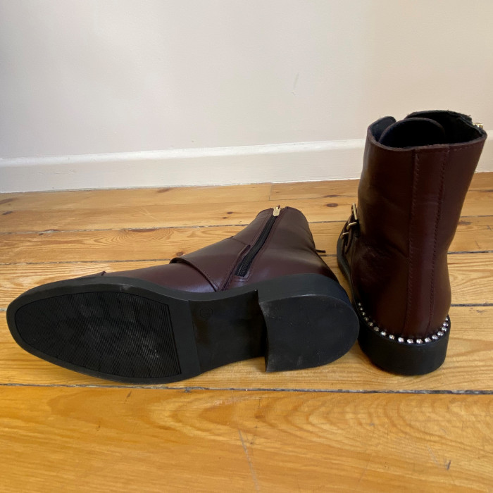 Botines After Woman