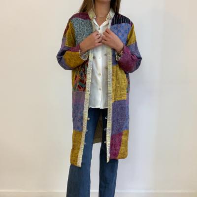 Kimono reversible