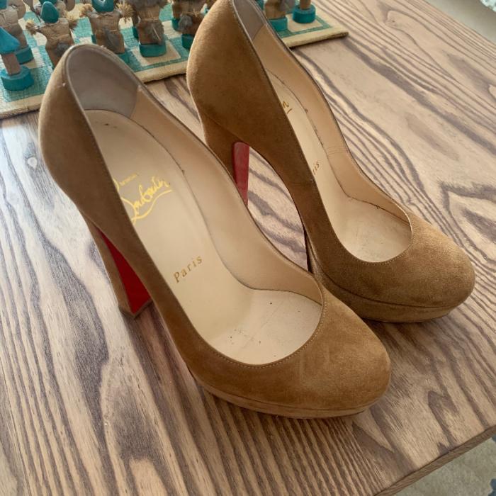Zapatos Louboutin