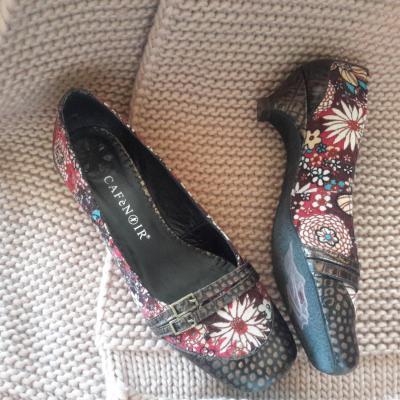 Zapatos Cafe Noir