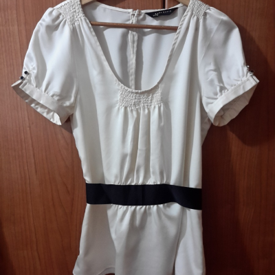 Blusa tacto saten Best for less