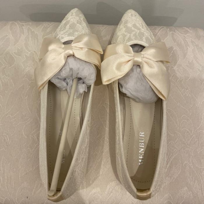 Bailarinas de novia Menbur