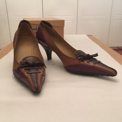 Zapatos tacón CAR SHOE