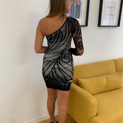 Vestido ceñido