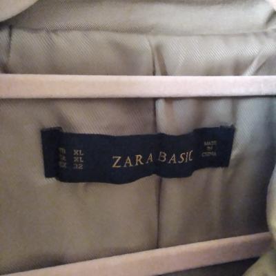 Gabardina Zara