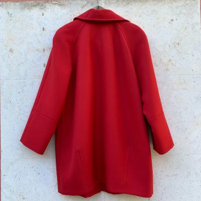Abrigo Rojo