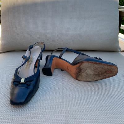 Zapato Destalonado Lazo