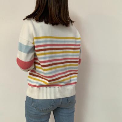 Jersey rayas de colores Best for less