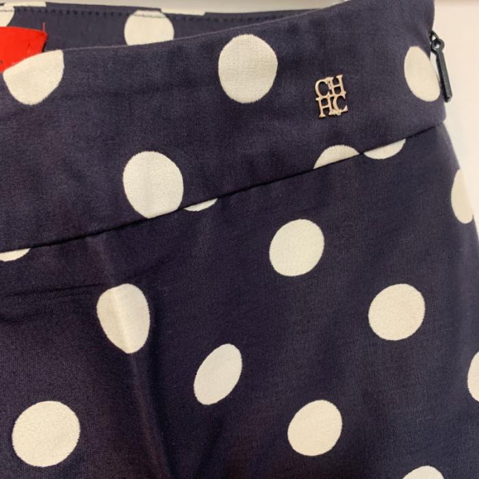 Pantalón de lunares