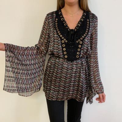 Vestido detalle crochet Best for less