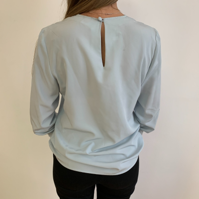 Camisa con bolsillos Best for less
