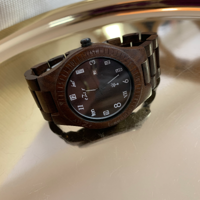 Reloj Madera eZur Best for less