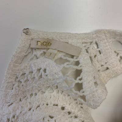 Vestido Blanco Encaje Best for less