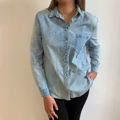 Pack camisas azules Best for less