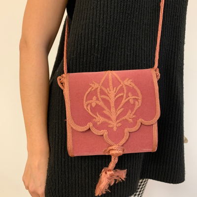 Bolso Rosa Melocotón Best for less