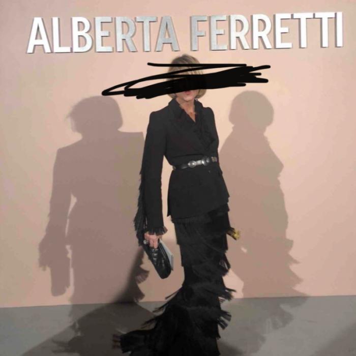Chaqueta Alberta Ferretti