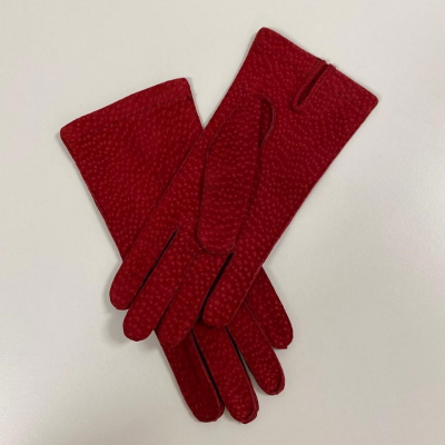 Guantes Rojos Ante Best for less