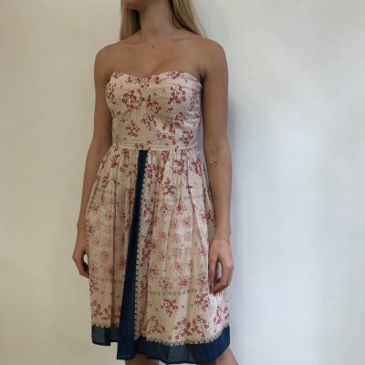 Vestido estampado floral Best for less