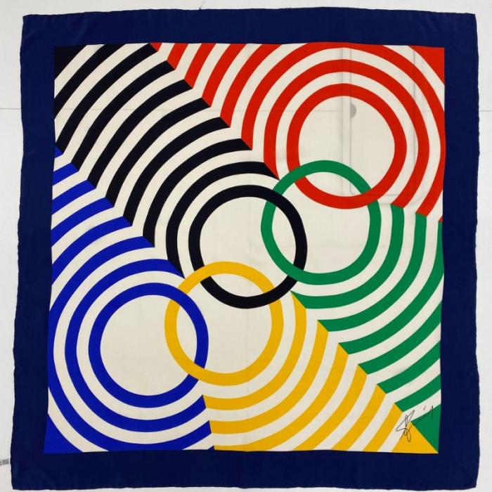 Pañuelo Aros Olímpicos