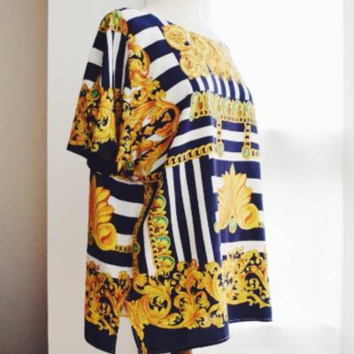 Blusa Vintage Cadenas