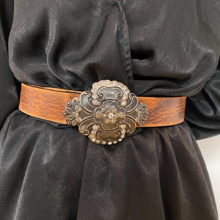 Cinturón Cuero Brave