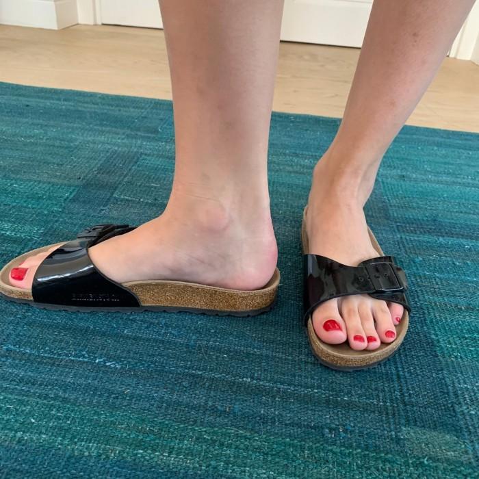 Sandalia tipo chancla