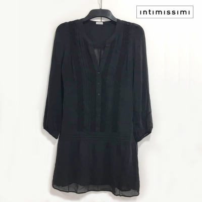 INTIMISSIMI Vestido negro Best for less