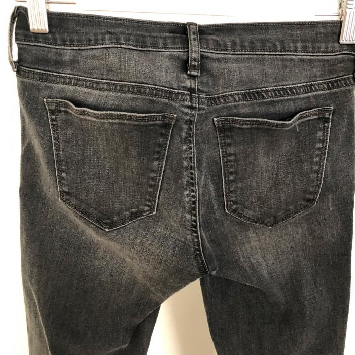 Pantalones pitillo largos