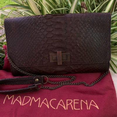 Bolso pitón Madmacarena Best for less