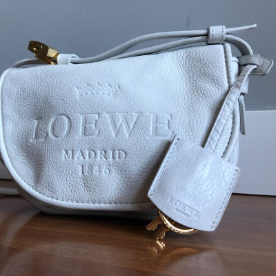 Bandolera Loewe Blanca Best for less