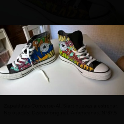 Converse muy originales .. Best for less