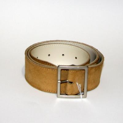 Cinturón piel beige Best for less