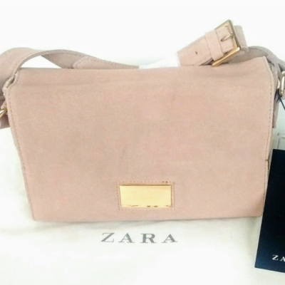 Bolso piel Zara Best for less