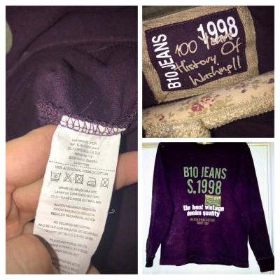 SUDADERA 90s Best for less
