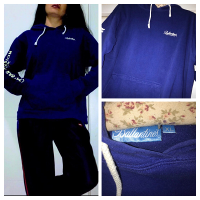 SUDADERA BALLANTINES Best for less